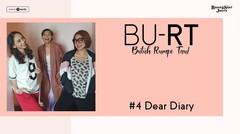 Podcast BU RT (Butuh Rumpi Tau!) - #4 Dear Diary