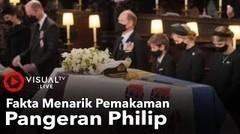 Fakta Menarik Pemakaman Pangeran Philip