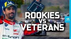 Formula E Analysed- Rookies Vs Veterans - ABB FIA Formula E Championship