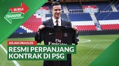 Bursa Transfer: Akhiri Teka-teki, Julian Draxler Resmi Perpanjang Kontrak dengan PSG