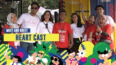 Heart Series 2019 : Vidio Original Series yang Bikin Nostalgia+Baper! | ON OFF FESTIVAL 2019