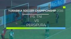 Torabika Soccer Championship 2016 - PS.TNI vs Persipura Papua