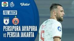 Full Match: Persipura Jayapura vs Persija Jakarta | BRI Liga 1 2021/2022