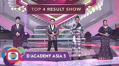 D'Academy Asia 5 - Top 4 Result Show