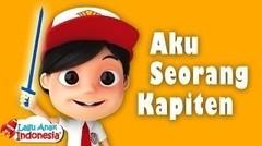 Lagu Anak Anak - Aku Seorang Kapiten - Lagu Anak Indonesia - Nursery Rhymes - أغنية للأطفال