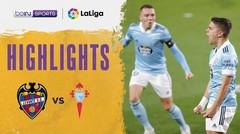 Match Highlight | Levante 1 vs 1 Celta Vigo | La Liga Santander 2020