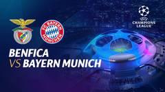 Full Match - Benfica vs Bayern Munich | UEFA Champions League 2021/2022