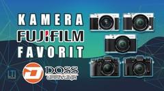 Kamera Fujifilm Favorit Versi Doss Camera & Gadget