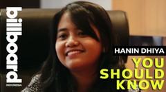 13 Hal yang Harus Kamu Tahu tentang Hanin Dhiya!