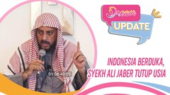 Indonesia Berduka, Syekh Ali Jaber Tutup Usia