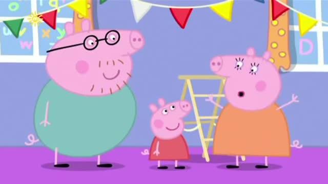 Peppa Pig Season 4 Episode 26 - Vidio com