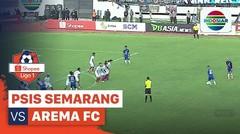 Mini Match - PSIS Semarang 2 vs 0 Arema FC | Shopee Liga 1 2020