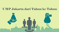 Data UMP Jakarta dari Tahun ke Tahun