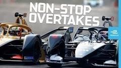 Best Overtakes From The 2019 SAUDIA Diriyah E-Prix | ABB FIA Formula E Championship