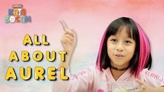 AUREL SI PROFESOR MAKANAN SUKA K-POP | KOMPILASI KATA BOCAH #8