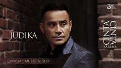 Judika - Cinta Karena Cinta - Official Music Video HD