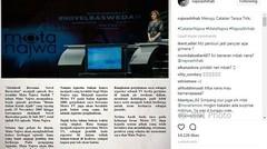 Mundur Dari Metro TV, Inilah Kegiatan Najwa Shihab