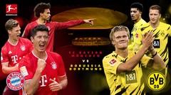 Melihat Kembali Deretan Gol Spektakuler dari Bayern Munchen dan Borussia Dortmund Jelang Der Klassiker