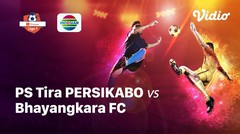 Full Match - PS Tira Persikabo Vs Bhayangkara FC | Shopee Liga 1 2019/2020