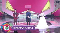 D'Academy Asia 5 - Top 6 Result Show Group 1