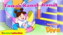 Taman Kanak-Kanak | Lagu Anak Indonesia bersama Diva | Kastari Animation