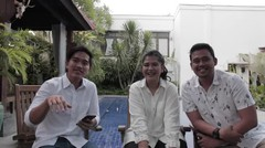 Diajak Kaesang Masuk Vlognya, Iriana Jokowi Malah Pilih Nyapu