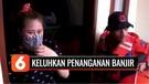 Penanganan Banjir Lambat, Seorang Warga Menangis di Depan Wali Kota Bogor | Liputan 6