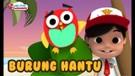 Lagu Anak Anak - Lagu Burung Hantu - Lagu Anak Indonesia - Nursery Rhymes - اغنية اطفال الطيور