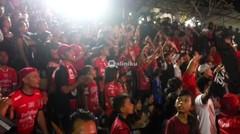 Serunya Nonton Bareng Bali United VS Persija Bangga Mengawalmu