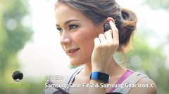 Samsung Gear Fit2 & Gear Icon X Review