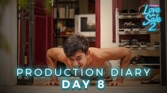 LOVE FOR SALE 2 - Production Diary Day 8
