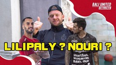 Melvin Platje Kena DEADLY QUESTIONS | Bali United Challenge (Chapter 46)