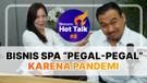 HOT TALK Eps. 9: Bisnis Spa 'Pegal-Pegal' Karena Pandemi - Katadata Indonesia