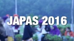 JAPAS (Jalan Pagi Sehat) - IPB 2016