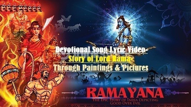 Diwali Special: Lord Rama Devotional Songs Malayalam- Srirama Namam  Japikkam Video Song with Lyrics by M G Sreekumar ft The Epic Ramayana Story  | Hindu Devotional Songs