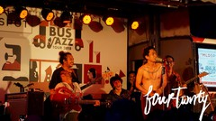 Fourtwnty  - Fana Merah Jambu Live at Java Jazz 2018