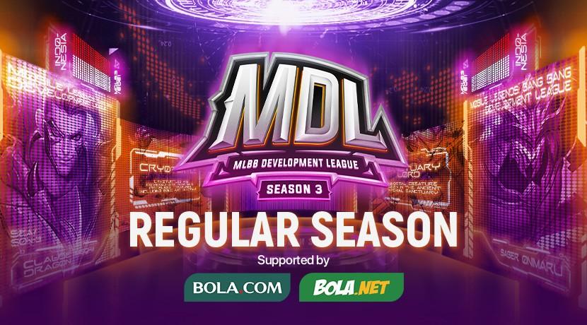 MDL ID - S3 Regular Season Week 2 Day 1 cover