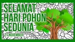 Memperingati Hari Pohon Sedunia