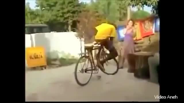 Streaming 5 Atraksi Lucu Naik Sepeda Vidio Com
