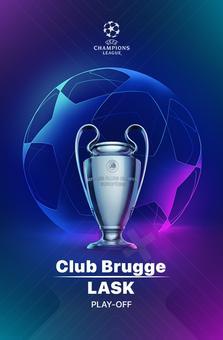 Full Match | Club Brugge Vs LASK Linz