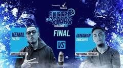 Soccer Stars Challenge 2.0 Episode 6 Final: Kemal Palevi VS Gunawan Dwi Cahyo - 23 Juni 2021