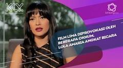 Film Lima Diprovokasi Oleh Beberapa Oknum, Lola Amaria Angkat Bicara
