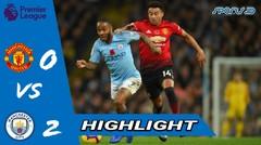 Man United vs Man City 0-2 | Highlights &  Goals (25/04/2019)