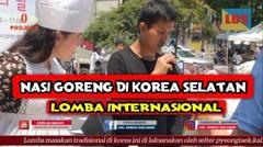TKI Indonesia pamerkan Nasi goreng kepada orang korea