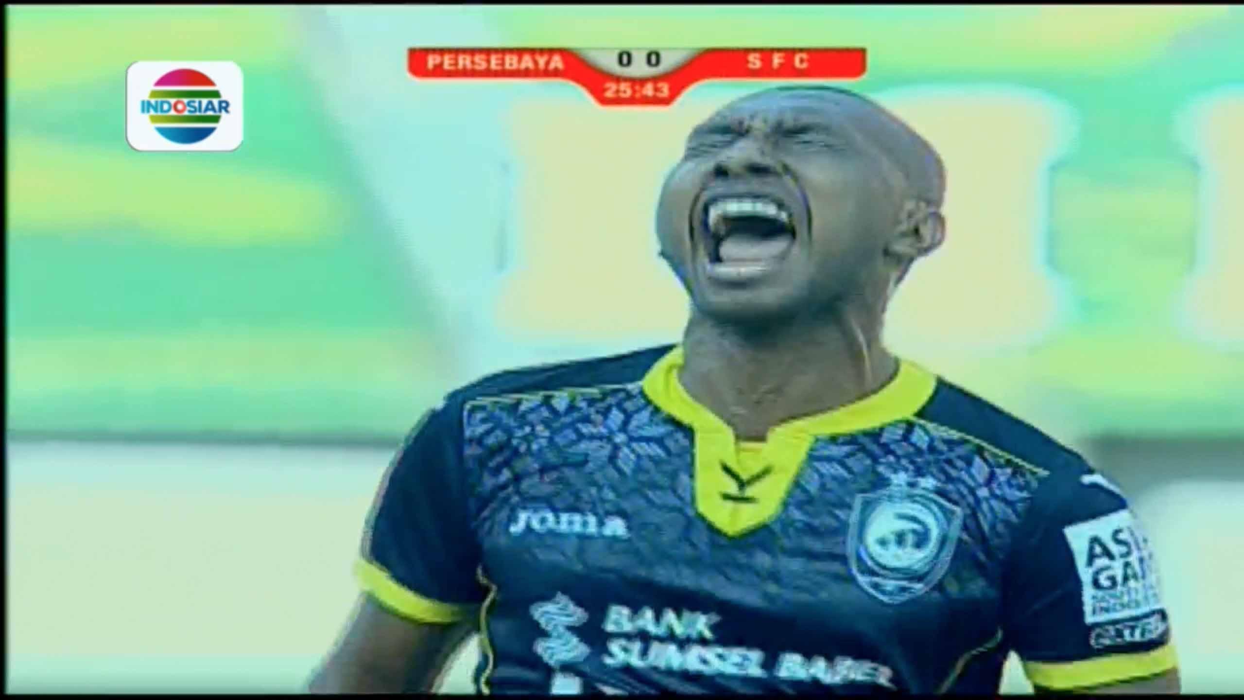 Highlights Piala Presiden 2015 Persebaya Vs Sriwijaya Fc 1 0