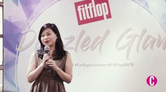 Cosmo Club- Ankle Bracelet Workshop with FitFlop