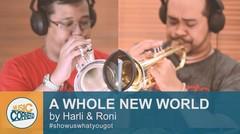 "EPS 61 - ""A Whole New World"" (OST Aladdin) Brass Section"