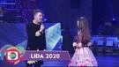 "So Sweet!!! Mesranya Gunawan Lida-Rara Lida ""Kulepas Kau Dengan Ikhlas"" Ingin Memulai Yang Baru [PESTA SANG JUARA 2020]"