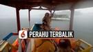 Perahu Wisata di Pandeglang Terbalik, Tiga Tewas