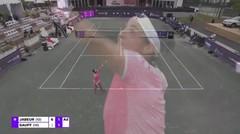 Match Highlights | Ons Jabeur 2 vs 0 Coco Gauff | WTA Charleston Open 2021